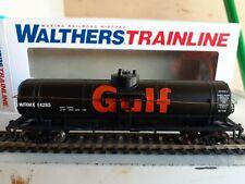Walthers trainline  Gulf Tank Car Lot Of 3