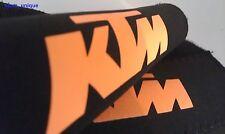 Fahrrad Bike Schutzausrüstung Kettenstrebenschutz KTM Orange Chain Protection 3