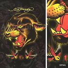"""24W""""x36H"""" PANTHER 13 by ED HARDY TATTOO ART CANVAS"""