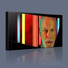 PINK FLOYD DAVID GILMOUR GUITAR LEGEND CANVAS ART PRINT PICTURE UPGRADE 120x56cm