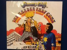 JIMMY.   CLIFF.               THE. HARDER. THEY. COME.    COMPACT DISC