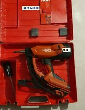 HILTI gx 120 GX120  pistolet à gaz couleur professionnelle