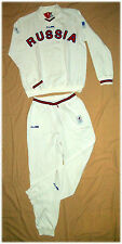 2004 ATHENS SUMMER OLYMPICS RUSSIAN TEAM SUIT. NEW WITH TAGS AUTHENTIC.