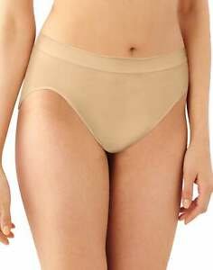 Bali High Cut Brief Panties Seamless Microfiber Comfort Revolution No Line Panty