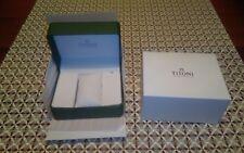 Nuovissima confezione (box) originale orologio Titoni