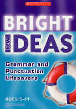Grammar and Punctuation Lifesavers! (New Bright , Sylvia Clements, New