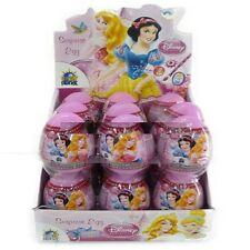 DISNEY PRINCESS EGGS X 18 Sweets Party Pinata Bags Favours Girl Pink Fairy halal