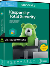 Antivirus KASPERSKY Total Security 2020 1 device 1 Year genuine key