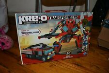 Kre-o Transformers Sentinel Prime New MIP FREE S/H