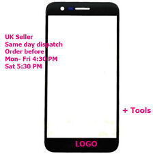 LG K8 2017 X300 M200N X240 Front Outer Glass Touch Screen Black US215 M210 MS210