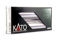 Kato 106-8013 N Scale Amfleet I Phase I 2-Car Set B Rolling Stock