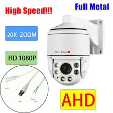 High Speed Dome PTZ Camera AHD 20X ZOOM 1080P 2.0MP SONY CMOS CCTV Outdoor