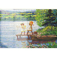 Anne of green gables Lake Jigsaw Puzzle 500 Pieces Toys Hobbies