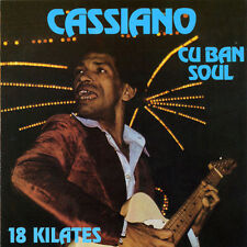 LP CASSIANO ‎– CUBAN SOUL - 18 KILATES (NEW/SEALED)