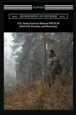 U.S. Army Survival Manual FM 21-76 (Survival, Evasion, and Recovery) Paperback r