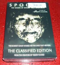 SPOOKED - THE GHOSTS OF WAVERLY HILLS SANATORIUM (DVD, 2006, CLASSIFIED EDITION)