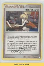 2007 Pokémon Diamond & Pearl - Mysterious Treasures Bebe's Search READ 0a1