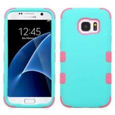 Fundas y carcasas Para Samsung Galaxy S7 color principal rosa para teléfonos móviles y PDAs Samsung