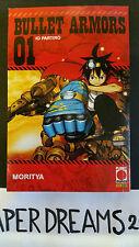 Bullet Armors n°01 - Io partirò - Manga Extra 20 - Esaurito Panini