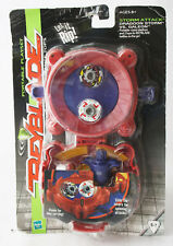 RARE 2002 BEYBLADE STORM ATTACK PORTABLE PLAYSET DRAGOON GALEON HASBRO NEW MOSC!