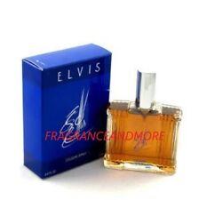 ELVIS PRESLEY COLOGNE FOR MEN 2.5 OZ / 75 ML COLOGNE SPRAY NEW IN BOX