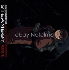 STEAMBOY SOUNDTRACK CD Music MIYA Records OST