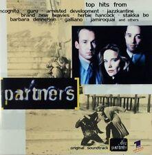 Partners-Die Partner (ARD, 1995) Barbara Dennerlein, Incognito, Herbie Ha.. [CD]