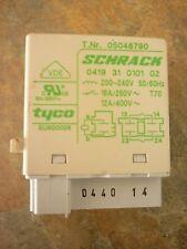 Genuine Miele Dishwasher Relay 0419 2S 200-240V AC- G600 series- 5048790