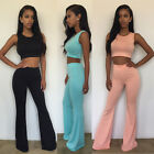 Sexy Women Ladies Sleeveless Bodycon Jumpsuit Romper Trousers Clubwear Playsuit