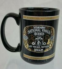 Wrangler National Finals Rodeo Coffee Mug Cup Las Vegas 2012
