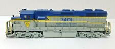 HO Scale Atlas Delaware And Hudson 7401 Locomotive Free Shipping