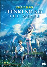 Tenki no Ko The Movie DVD with English Subtitle