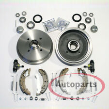 VW Polo 6n - Bremstrommel Bremsen Kit  Zubehör Satz für hinten die Hinterachse