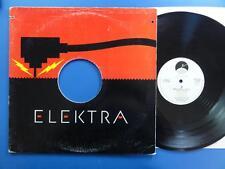X  DEVIL DOLL Elektra 88 12' 45 EX+ USA PROMO