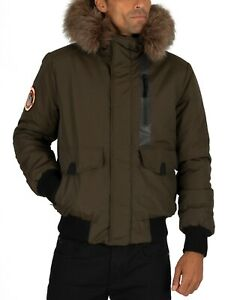 Superdy Everest Bomber mens bomber jacket.