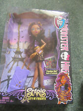 Mattel Coffret Monster High. Scaris: City of Frights. CLAWDEEN wolf.