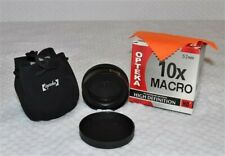 OPTEKA 10X MACRO Platinum Series High Definition HD2 Lens