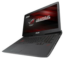 ASUS G751 17.3in Touch Gaming Laptop 3.5Ghz 32GB 1TB SSD GTX 970 DVDRW WIN 10