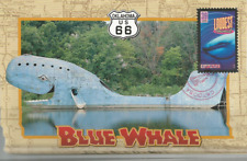 Blue Whale Wonders of America USA Route 66 Maximum Card Scott #4069