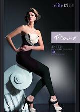 FIORE Anette Luxury 120 Denier Super Fine Microfibre 3D Leggings - 6 Colours