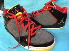 Micheal Jordan Sneakers Size 12 Black Grey red Yellow Sneakers