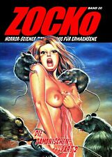 ZOCKo#20-Comic für Erwachsene-Sciense Fiction-Horror-VORBESTELLBAR