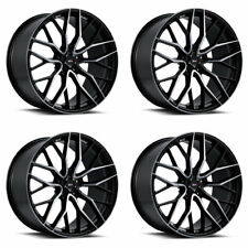 "20"" SAVINI SV-F2 FORGED TINTED CONCAVE WHEELS RIMS FITS INFINITI G37 G37S"