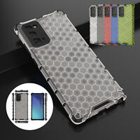 For Samsung Galaxy Note 20 Ultra Case Shockproof Hybrid Plastic Rigid Back Cover