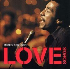 Smokey Robinson - Love Songs [New CD]