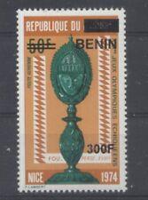 ECHECS CHESS Bénin surcharge de 2008/09 Michel 1546 ** cote 120euro