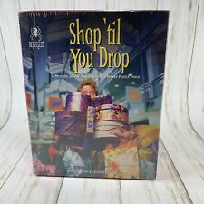Bepuzzled Shop Till You Drop 1000 Piece Mystery Jigsaw Thriller Puzzle Vintage