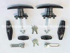 Truck cap LEER 100R/180/122 T-handles # T311 complete set + 2 Extra keys FREE!