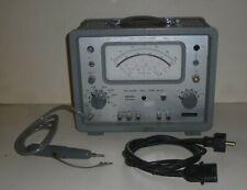 Philips Röhren Voltmeter GM6001 Volt Ohm Meter