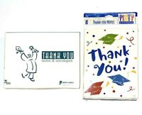 Hallmark Party Express Graduation Thank You Notes & Herff Jones Thank You Notes